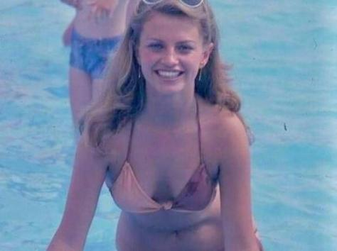 Eden's auntie Julie Chadwick won Miss England 1980, and went on to compete in Miss Universe 1980 in Seoul, Korea. Pic: Eden Kippax