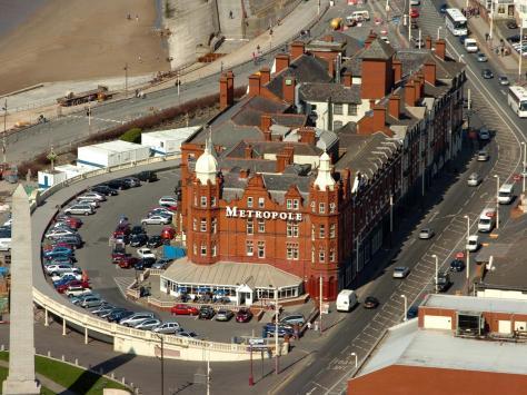 The Metropole Hotel will house 220 asylum seekers