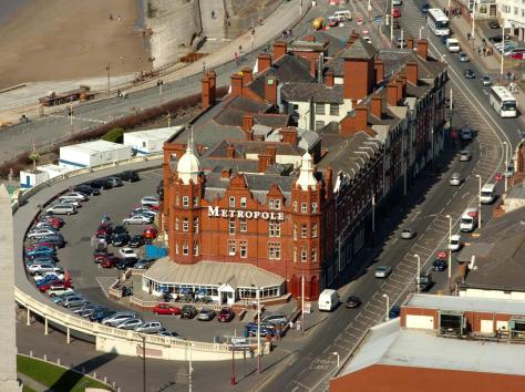 The Metropole Hotel is being used to house 223 asylum seekers by the end of the week