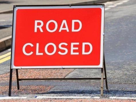 Road closures have been put in place on Progress Way and Ashworth Road following a collision.
