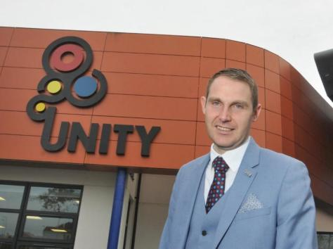 Stephen Cooke, headteacher at Unity Academy in Warbreck Hill Road, North Shore, said the school was put in a 'partial lockdown' after two teens burst in at around 10.30am on Thursday, September 16, 2021