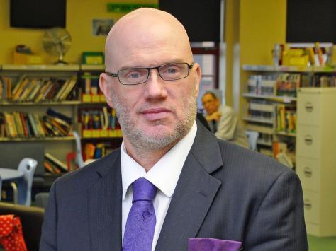 Sean Bullen, director of Education at Fylde Coast Academy Trust.