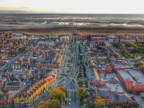 St Annes is the biggest town in Fylde