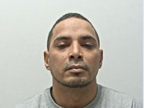 Tony Singh, 40, is wanted after failing to appear at Blackpool Crown Court charged with possession with intent to supply class A and Class B drugs. Pic: Lancashire Police