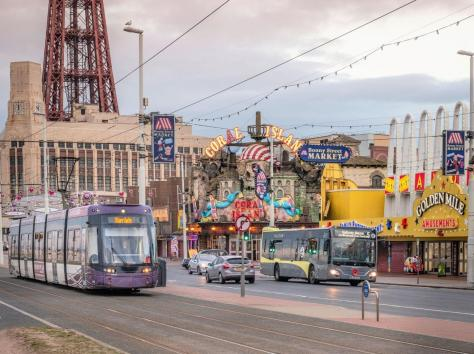 New research places Blackpool fourth in terms of outstanding school places available per pupil.