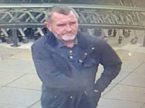 Blackpool Police have asked for help in identifying the pictured man.