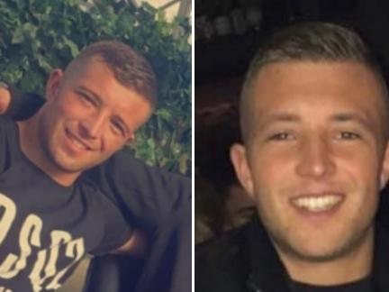 William Welsh (pictured) is described as white, around 5ft 10in tall, of medium build with blue eyes and dark brown cropped hair (Credit: Lancashire Police)