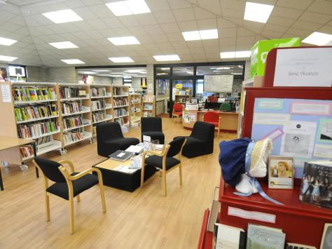 Garstang Library will be closed until January 2022 as work begins to make the building more environmentally-friendly.