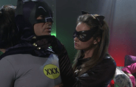 BATMAN AND ROBIN FUCKS CATWOMAN