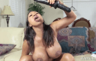 AVA DEVINE IN MISSED YOUR COCK