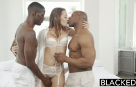 DANI DANIELS INTERRACIAL THREESOME