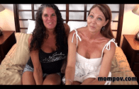 MOM POV THREESOME
