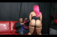 PINKY XXX – BIG BLACK BOOTY