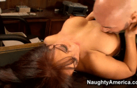 JAYDEN JAMES IN NAUGHTY OFFICE