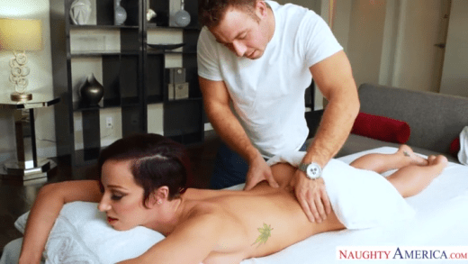 MY NAUGHTY MASSAGE – JADA STEVENS