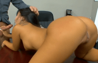 ASA AKIRA & ALEC KNIGHT – NAUGHTY OFFICE