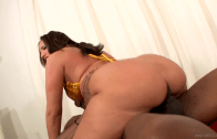 KELLY DIVINE VS MONSTER COCK ANAL FUCKED