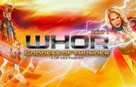 WHOR: GODESS OF THUNDER, A DIGITAL PLAYGROUND XXX PARODY PART 1 – PHOENIX MARIE