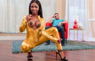 Digital Playground – Golden Twerk – Sarah Banks