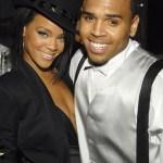 Rihanna and Chris Brown (Courtesy of US Magazine)