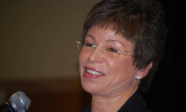 "Valerie Jarrett ""Newsmaker of the Year"" (Photo by Ann Ragland/NNPA)"