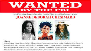 Assata Shakur Wanted Poster