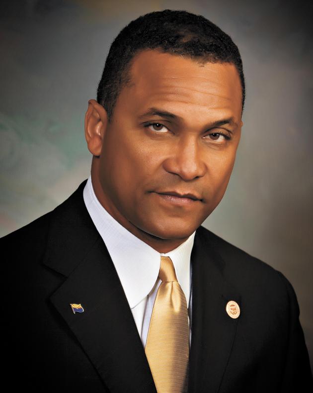 Cloves Campbell, Jr.