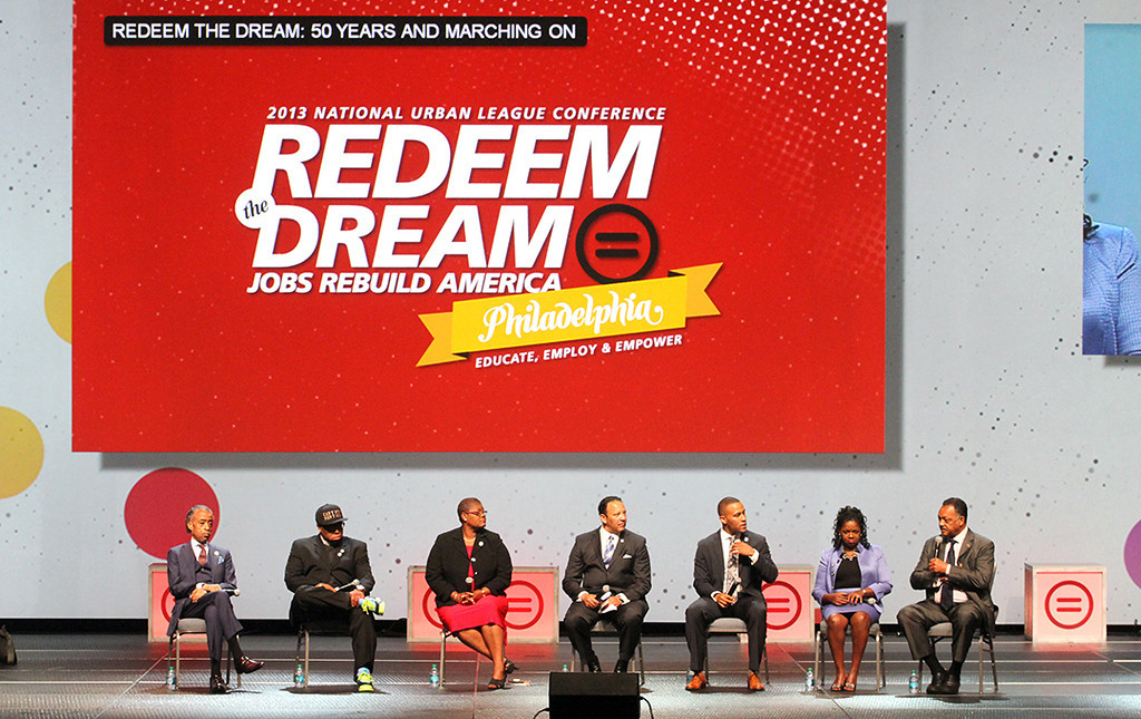 Redeeem the Dream NUL panel 2013