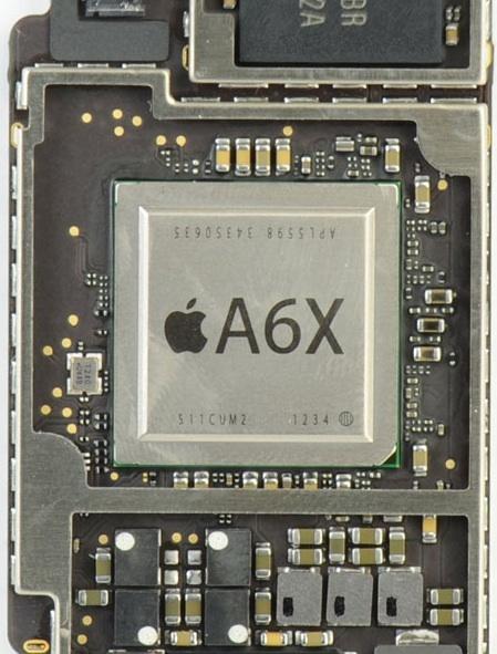 Apple A6X Chip
