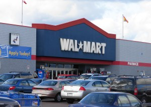 Through its charitable foundation, Wal-Mart made $3.8 million in donations last year to city organizations including D.C. Central Kitchen and the Capitol Area Food Bank, according to a company spokesman.