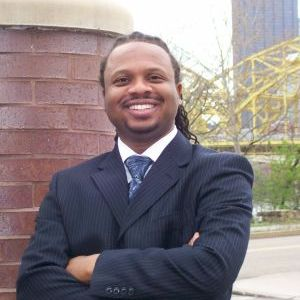 Keon Gilbert, assistant professor at the College for Public Health & Social Justice at SLU.