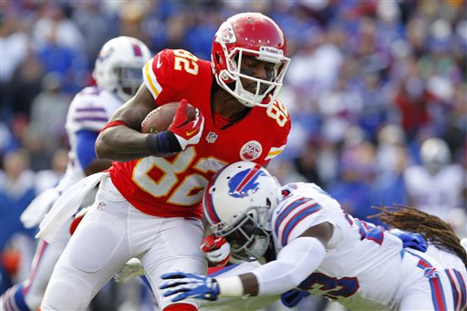 Chiefs Bills Football