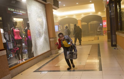 Kenya Mall Attack