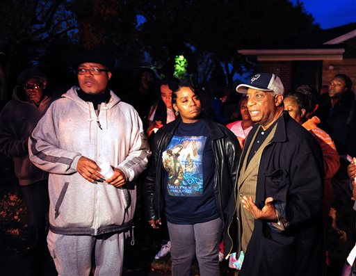 Vigil for Renisha McBride