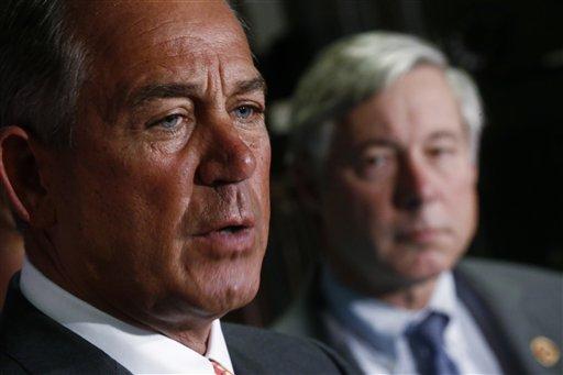 John Boehner, Fred Upton