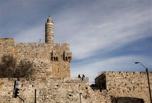 Mideast Israel Endangered Antiquities