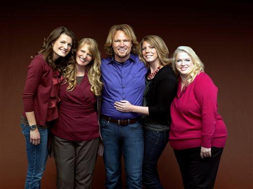 Kody Brown, Robyn, Christine, Meri and Janelle