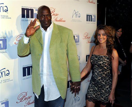 Michael Jordan Twins