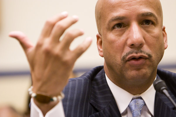 FILE: Former New Orleans Mayor Ray Nagin Indicted