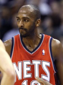 Former NBA player Quinton Ross during a game with the New Jersey Nets (Photo: Ross D. Franklin, AP)