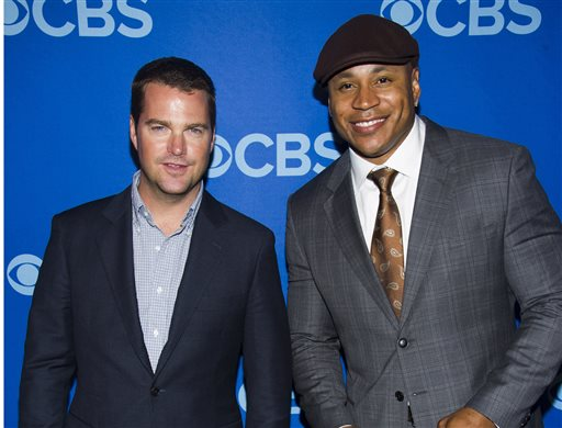 Chris O' Donnell, LL Cool J