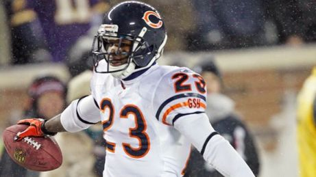 Chicago Bears cornerback/kick returner Devin Hester (AP Photo/Andy King)
