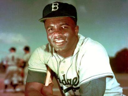Brooklyn Dodgers baseball player Jackie Robinson back in 1952. Baseball holds tributes across the country on April 15, Jackie Robinson Day. It is the 67th anniversary marks the end of the game's racial barrier. (Photo: DG, AP)