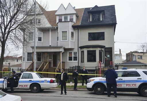 Chicago Violence Juveniles
