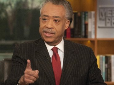 The Rev. Al Sharpton is the host of MSNBC's PoliticsNation. (Stephen J Boitano/AP)