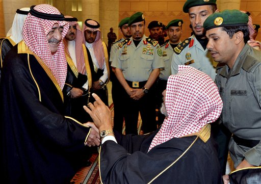Mideast Saudi Royal Challenges