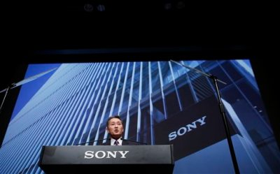 Sony Corp. President and Chief Executive Officer Kazuo Hirai speaks during a press conference at the Sony headquarters in Tokyo, Thursday, May 22, 2014. Hirai is acknowledging the company racked up losses and will stay in the red this fiscal year mainly because it failed to act quickly, but promised to carry out reforms - once and for all. (AP Photo/Shizuo Kambayashi)