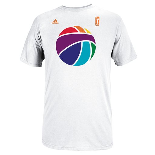 WNBA Pride Basketball