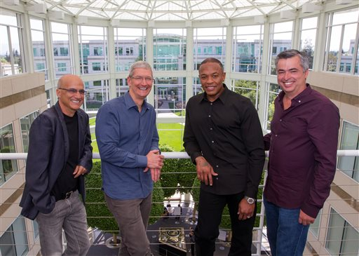 Apple Beats Acquisition