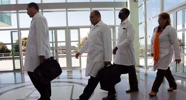 Brazil Cuba Doctors